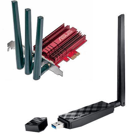 Wi-Fi адаптеры для стационарных компьютеров