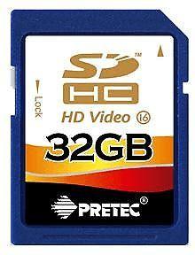 Как выбрать SD карту памяти: Class 16