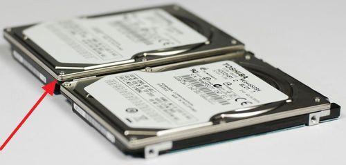 Разница в толщине между разными 2.5 дюймовыми жесткими дисками