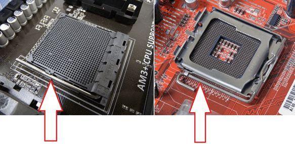 Штатный кулер для процессоров AMD