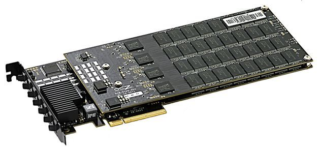SSD накопитель с PCI Express