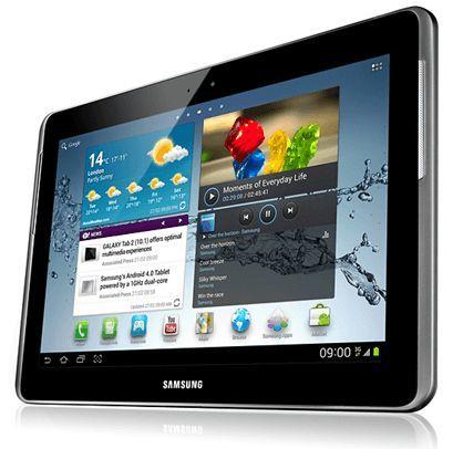 Планшет с функцией телефона: Samsung Galaxy Tab