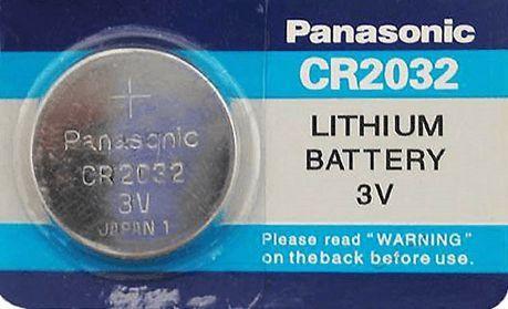 Батарейка CR 2032 в упаковке