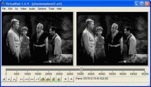 программа для монтажа видео VirtualDub