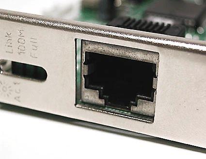 Сетевой кабель не подключен: сетевая карта