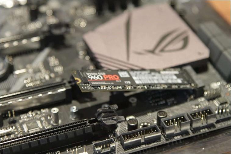 SSD накопитель в разъеме M.2