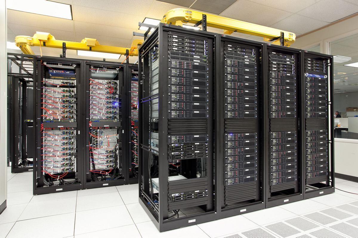 аренда серверных стоек